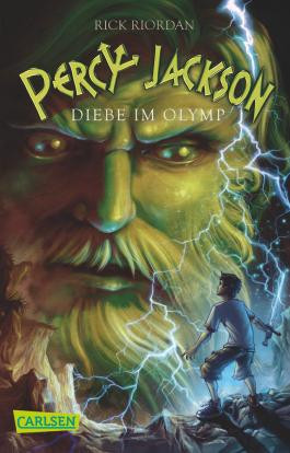 Percy Jackson Band I  - (Liebe, Buch, lesen)