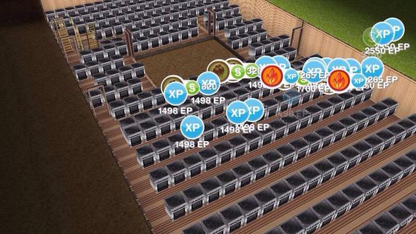 Sims Freeplay Food-Farm (EXP, Simoleons) - (Freizeit, Spiele, Games)