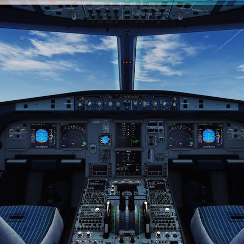 Flight Simulator X - IAAServer.de - (Zukunft, Flugzeug, Pilot)