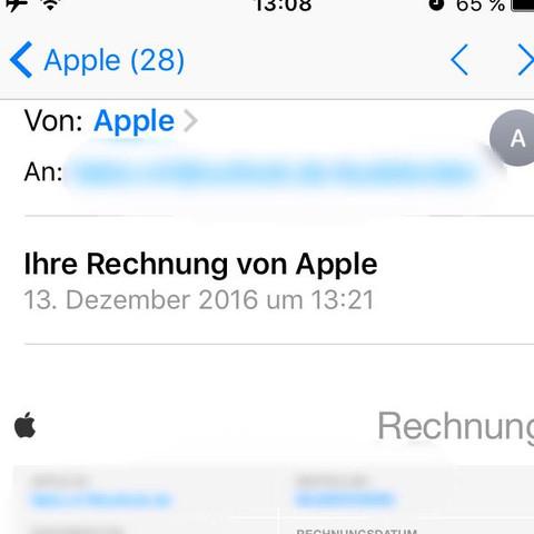 wo finde ich meine apple id auf dem iphone