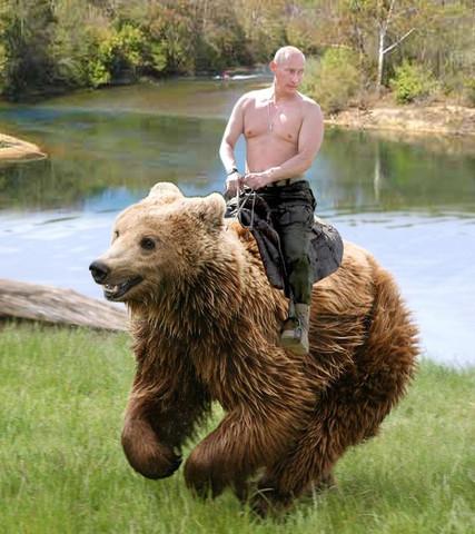 Russia! - (Umzug, Russland)