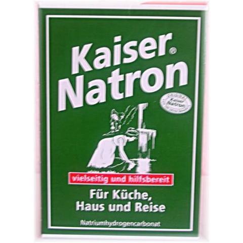 Kaiser Natron - (haushaltstip, Leder und rauch)