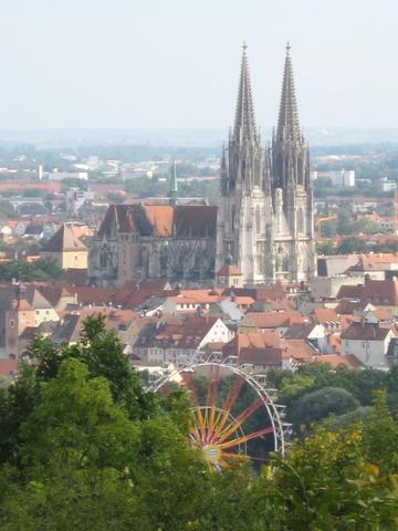 Regensburger Dom - (Geschichte, Religion, Christentum)
