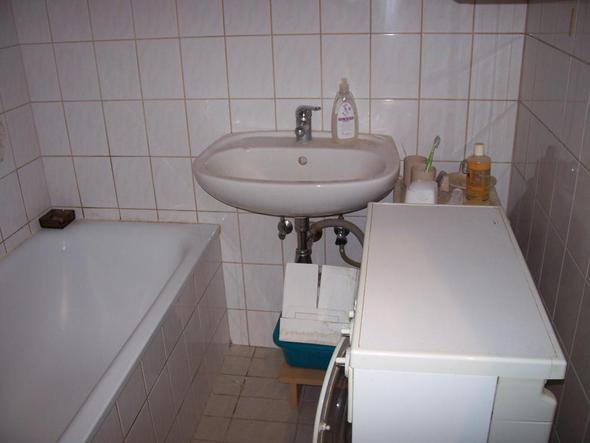 Amazing Die Waschmaschine Gegenüber Der Badewanne   (Haushalt, WASMASCHINE, Mini  Waschmaschinen)