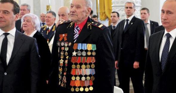 Die Helden - (Politik, Präsident)