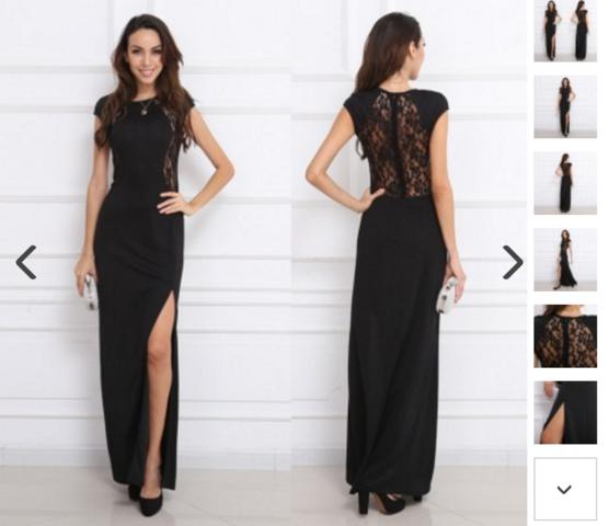 Kennt ihr Internetseiten wo es schöne Ballkleider / Abendkleider ...