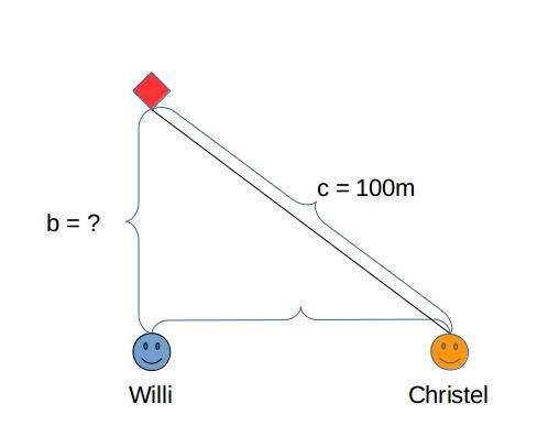 Schematisches Schaubild zur Aufgabe - (Mathematik, Aufgabe)