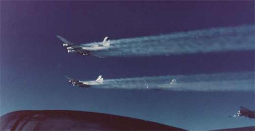kondens - (Technik, Flugzeug, fliegen)