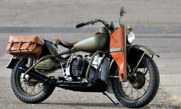 ww2-2 - (Motorrad, einkaufen, Gepäck)