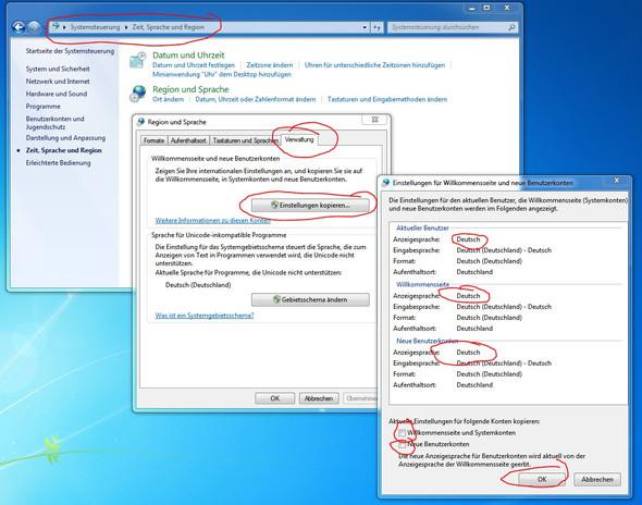 - (Computer, PC, Windows 7)