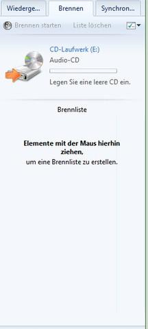 - (CD, brennen, Auto Technik)