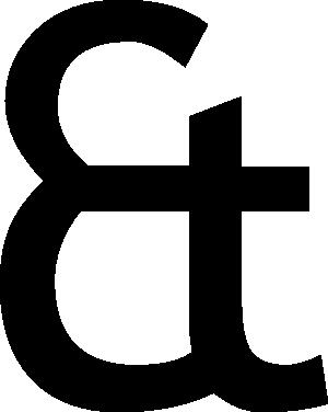 et - (deutsch, Schrift)