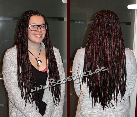 - (Extensions, braids)