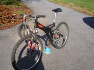 Mein Bike - (Sport, Fahrrad, Mountainbike)