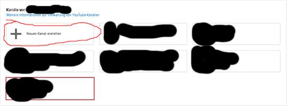 Hab jetzt mal meine Kanäle zensiert xD - (Youtube, Telefonnummer)