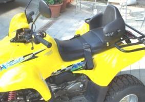 Sitz3 - (Motorrad, Quad)