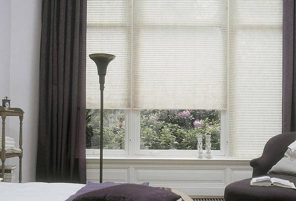 plissee - von leha - (Kreativität, Dekoration, Vorhang)