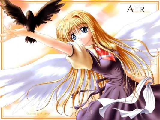 AIR - (Anime, Elfenlied)