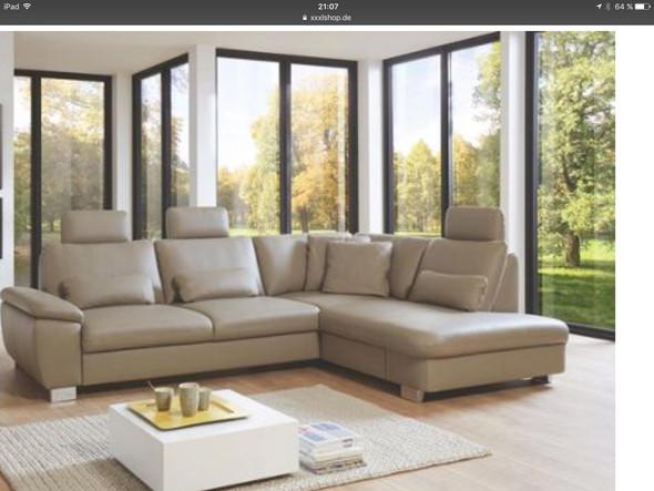 Diese habe ich bestellt  - (Couch, Polstermöbel, Beldomo XXL Lutz)