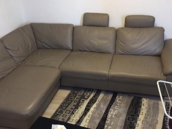 Das habe ich geliefert bekommen  - (Couch, Polstermöbel, Beldomo XXL Lutz)
