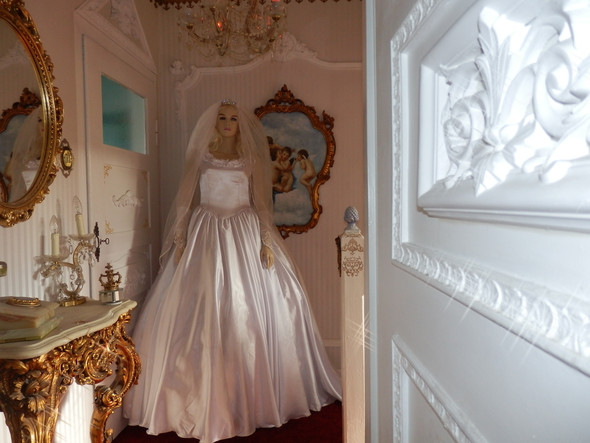 Scharke-Royal-Boutique  Verleih Brautmode - (Hochzeit, heiraten, Brautkleid)