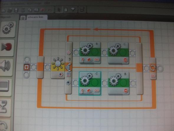 Das Programm - (Computer, NXT 2.0, Mindstroms)