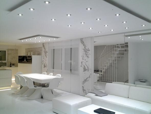 decke teilweise abh ngen und spots einbauen handwerk holz heimwerken. Black Bedroom Furniture Sets. Home Design Ideas