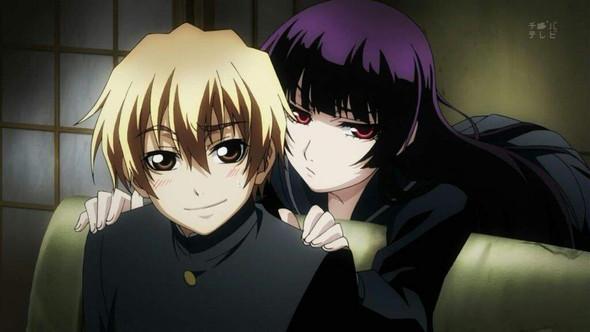 - (Anime, romance)