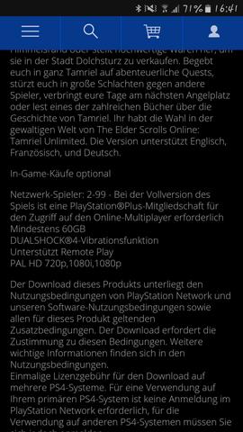 - (Games, Technik, PS4)