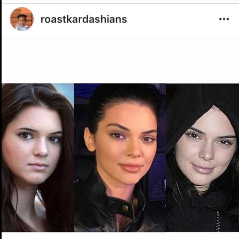 Instagram - (neidisch, jenner, kendall)
