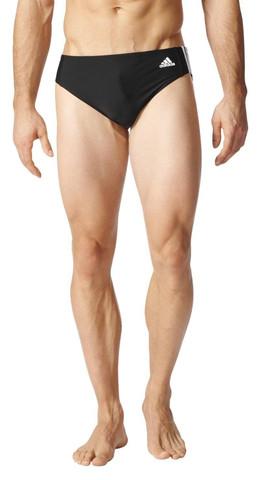(Quelle: Google Bildersuche [adidas badehose schwarz weiß]) - (Kleidung, Klamotten, Badehose)