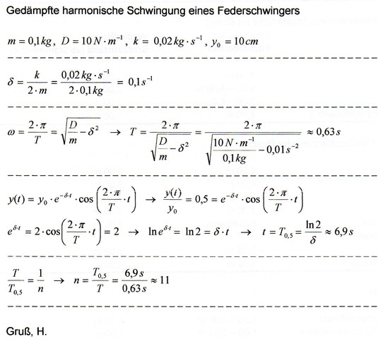 - (Mathematik, Physik, Mechanik)