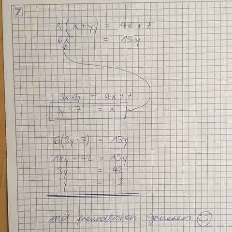 Rechnung - (Mathematik, Matherätzel)