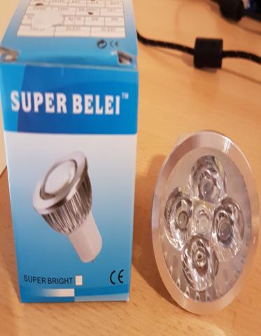bild 1 - (LED, Lampe, GU5.3)