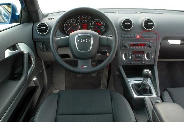 2004er A3 - (Auto, Audi, Interrieur)