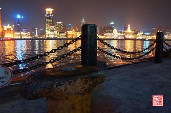 Blick auf den Bund Shanghai - (China, Shanghai, SehenSehenswürdig)