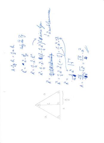 - (Mathe, Mathematik, Flächeninhalt)