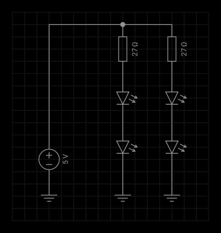 - (Wii, Elektrotechnik, LED)