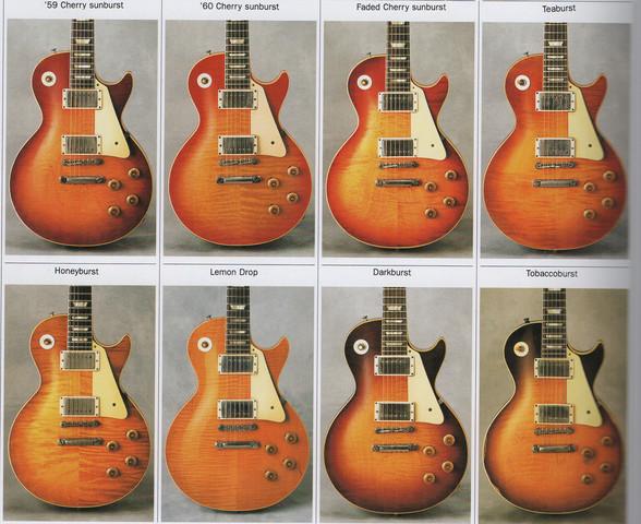 - (Farbe, Gitarre, Rock)