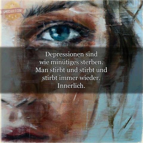 - (Depression, Depressiv)