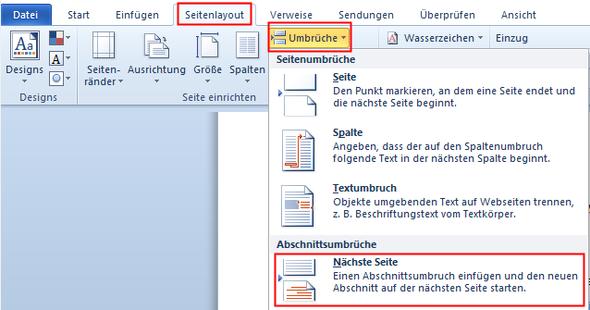Bild 2 - (Word, EDV, OpenOffice)