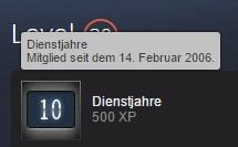 PS: Ich habe nächste Woche Jubiläum! - (Steam, Account, erstellen)