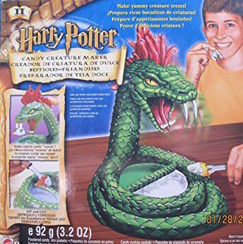 Basilisk  - (Harry Potter, Suessigkeiten, Markt)