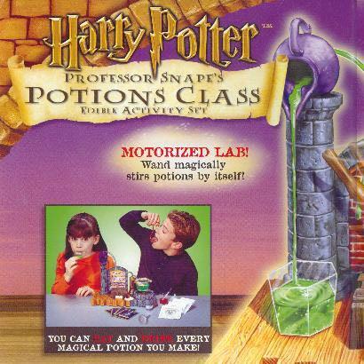 Potion Class  - (Harry Potter, Suessigkeiten, Markt)
