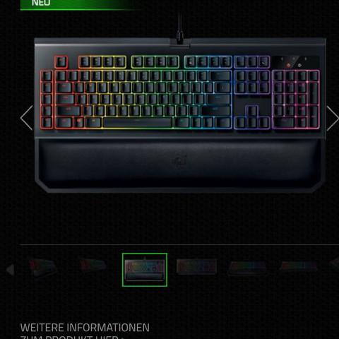 Das ist die v2 - (Unterschied, Razer, Gaming Tastatur)