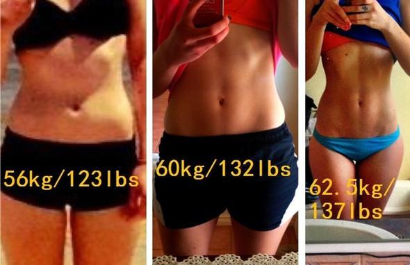 Dünner aber eigentlich schwerer - (Gesundheit, Sport, abnehmen)