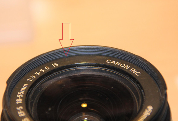 canon 18-55 - (Kamera, Objektiv)