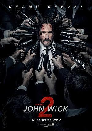 John Wick 2 - (Film, Fragen, Favoriten)