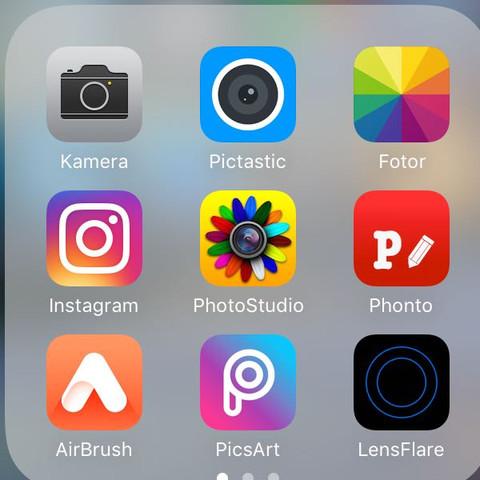 photo studio - (iPhone, Apple, Bilder)