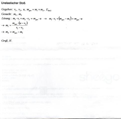 - (Mathematik, Physik, Rechnung)